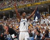 Oklahoma City Thunder v Memphis Grizzlies - Game Four, Memphis, TN - MAY 9: Tony Allen Photo by Joe Murphy