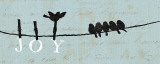 Birds on a Wire - Joy Arte por  Pela