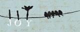 Birds on a Wire - Joy Arte di  Pela Design