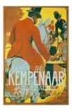 Elixir de Kempenaar Láminas por Adolfo Hohenstein