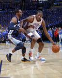 Memphis Grizzlies v Oklahoma City Thunder - Game Two, Oklahoma City, OK - MAY 3: Kevin Durant and M Photo by Layne Murdoch