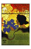 Cloisonne Artists 1899 Posters av Adolfo Hohenstein