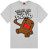 How To Domo T-Shirts