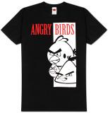 Angry Birds - Bird Face T-Shirts