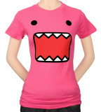 Women's: Domo - Face T-Shirt