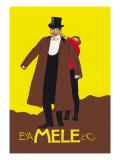 Your Coat, Sir Poster von Leopoldo Metlicovitz