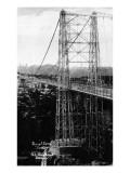 Royal Gorge, Colorado - Royal Gorge Bridge Stampe di  Lantern Press