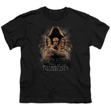 Youth: Stargate SG-1 - Nemesis T-shirts