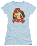 Juniors: DC Comics - Starfire T-shirts