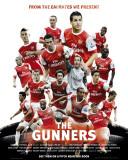 "Arsenal - Players ""The Gunners"" 2010/11 Prints"