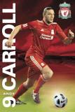 Liverpool - Carroll 2011/12 Poster