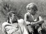 Johnny Hallyday and Sylvie Vartan, June 6, 1963 写真プリント : リュック・フールノル