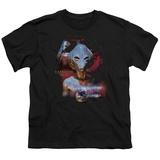 Youth: Stargate SG-1 - The Asgard T-shirts