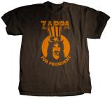 Frank Zappa - President Tシャツ