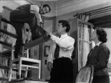 Louis De Funès, Robert Lamoureux and Gaby Morlay: Papa, Maman, Ma Femme et Moi, 1956 Impressão fotográfica por  Limot