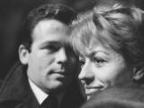 Annie Girardot and Renato Salvatori, 1960 Fotografisk trykk av Luc Fournol