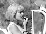 Sylvie Vartan, June 6, 1963 Impressão fotográfica por Luc Fournol