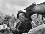 Fernandel, October 24, 1960 Fotografisk trykk av Luc Fournol