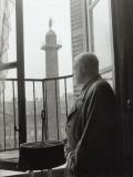 Ernest Hemingway in Paris, September 14, 1956 Fotografisk trykk av Luc Fournol
