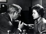 Jean Gabin and Annie Girardot: Maigret Tend Un Piège, 1958 Fotografisk trykk av Marcel Dole