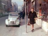 Simone Signoret: Le Chat, 1971 Impressão fotográfica por Marcel Dole