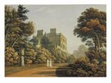 Higham House in Woodford Giclee Print by John Varley