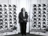 Salvador Dali (1904-1989) Fotografisk trykk av Luc Fournol