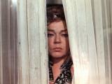 Simone Signoret: Le Chat, 1971 Photographic Print by Marcel Dole