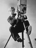 Buster Keaton: The Cameraman, 1928 Fotografisk trykk