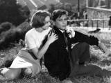 Françoise Arnoul and Jean-Paul Vignon: Asphalte, 1959 Valokuvavedos tekijänä Marcel Dole