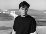 Alain Delon: Melodie En Sous Sol, 1963 Fotografisk trykk av Marcel Dole