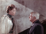 Simone Signoret and Jean Gabin: Le Chat, 1971 Photographic Print by Marcel Dole