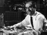"""Louis de Funès (episode """"Bien d'autrui ne prendras""""): Le Diable et Les Dix Commandements, 1962 Impressão fotográfica por  Limot"""