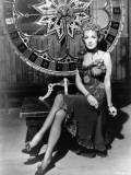 Marlene Dietrich: Destry Rides Again, 1939 Fotografisk trykk