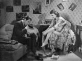 Jean Gabin and Viviane Romance: La Belle Équipe, 1936 Photographic Print by  Limot