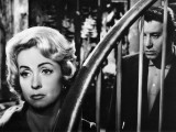 Danielle Darrieux and Michel Auclair: Meurtre En 45 Tours, 1959 Fotografisk trykk av Marcel Dole