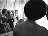 Gina Lollobrigida and Martine Carol Fotografisk trykk av Luc Fournol