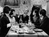 Louis de Funès: Faites Sauter La Banque !, 1963 Fotografie-Druck von Marcel Dole