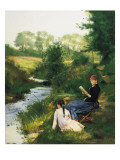 Summer Day Giclee Print by Charles Baugniet