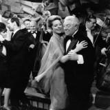 Jean Gabin and Madeleine Robinson: Le Gentleman D'Epsom, 1962 Photographic Print by Marcel Dole