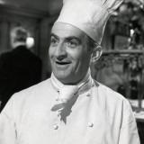 Louis de Funès: Le Gentleman D'Epsom, 1962 Fotografisk trykk av Marcel Dole