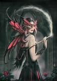 Anne Stokes - Spellbound Poster