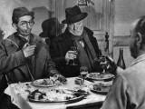 Jean Gabin and Darry Cowl: Archimède, Le Clochard, 1959 写真プリント : マルセル・ドール