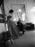 Gina Lollobrigida Fotografisk trykk av Luc Fournol