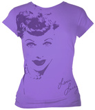 Lucy Face Tee Skjortor