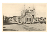 North Wharf, Nantucket, Massachusetts Prints
