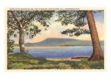 Lake Pleasant, Adirondack Mountains, New York Prints