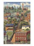 Mt. Adams Incline, Cincinnati, Ohio Art
