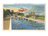 Botanical Garden, Prospect Park, Brooklyn, New York Prints