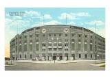 Yankee Stadium, New York City Plakater